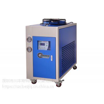 4HP风冷式箱型循环制冷机组