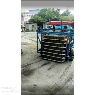 免烧砖厂电动叉车 砖机专用叉车