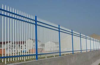 护栏-宏铭金属-锌钢绿化护栏