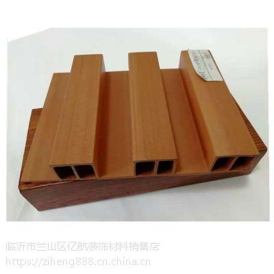 七彩桥生态木195高长城室内长城板护墙板扣板天花吊顶厂家直销防霉阻燃