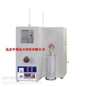 中西石油产品蒸馏试验器 型号:SYP2001-V库号:M364576