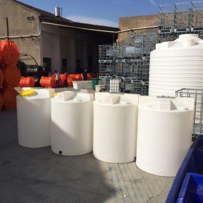 华社可定制1立方防腐蚀pac化工搅拌桶 500L平底加药搅拌桶