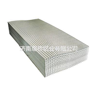 0.8mm小波浪压型铝瓦 小波纹铝板材 1060铝瓦 厚度0.95/0.68mm