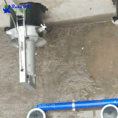 如克环保QJB-W不锈钢材质污泥回流泵