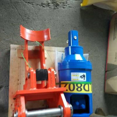 挖机改装螺旋钻机 挖掘机液压螺旋钻 螺旋钻孔机 农业钻孔机