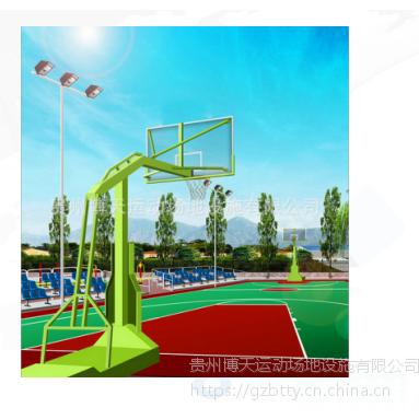 专业的贵州篮球架厂家、篮球架批发