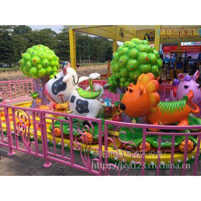 萌牛赛跑又称森林小火车是款小型的儿童游乐设备