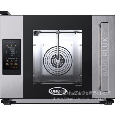 UNOX XEFT-04HS-ETRV四层热风炉烤箱