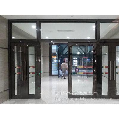 云南钢质甲级防火玻璃门生产厂家