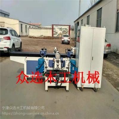 众选数控自动木门设备多功能家具生产机械