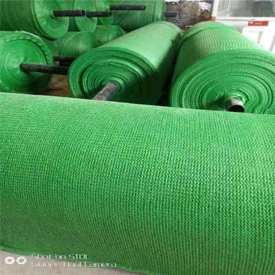 盖土防尘网介绍 1.5针盖土网 绿色防尘网供应