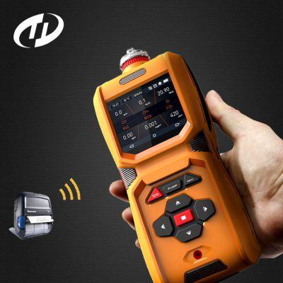 防爆合格认证的泵吸式氟化氢测定仪TD600-SH-HF氢氟酸检漏仪