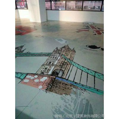 供应订制化生产地胶个性化pvc地板