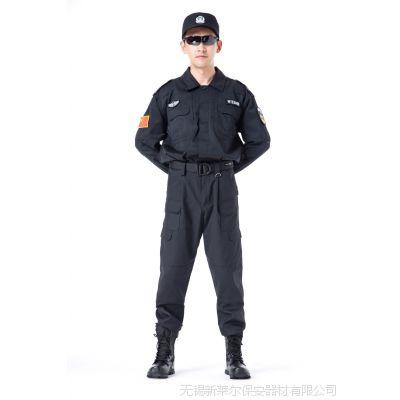 源头工厂直销18年新款511式防静电抗撕拉涤棉斜纹布战训服冬装