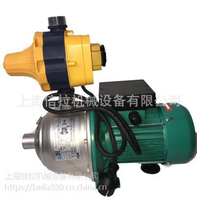 现货德国威乐MHI203PC带压力水流开关不锈钢卧式冷热水循环加压泵