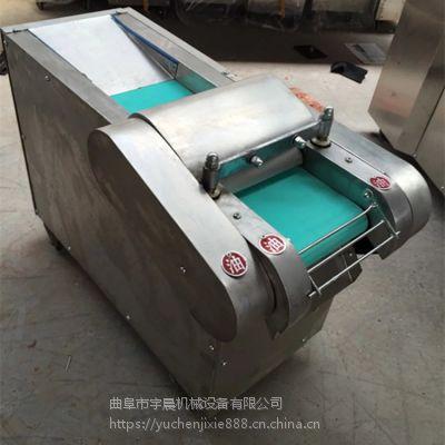 土豆萝卜切丁切丝机 宇晨大产量豆腐皮切丝机 220v山药切片机厂家