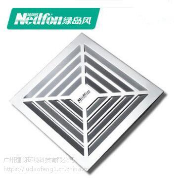 上海贯流式风幕机安装、绿岛风静音排风扇安装