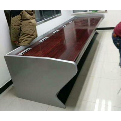 合肥华腾公司(图)-琴式监控台价格-合肥监控台