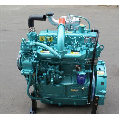 唐海ZH4102ZC四缸柴油机 渔船捕捞养殖专用 配套齿轮箱船用发动机