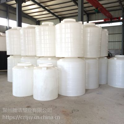 常州腾洁1000LPE水箱 1000Lpe塑料存储塔 PT-1000L水处理塑胶储水罐