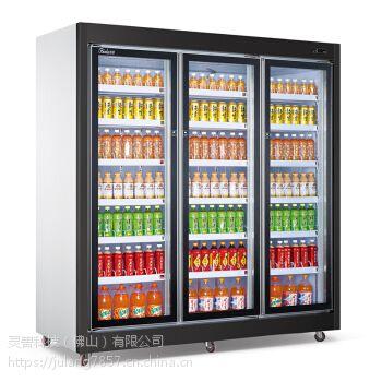 商场超市便利店饮料展示柜