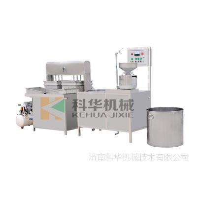 气压豆腐成型机价格,小型全自动豆腐机厂家,购机免费提供技术培训吗?豆腐干机器