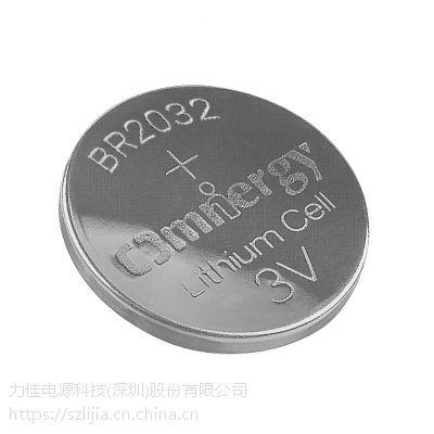锂氟化碳纽扣电池Omnergy品牌BR2032