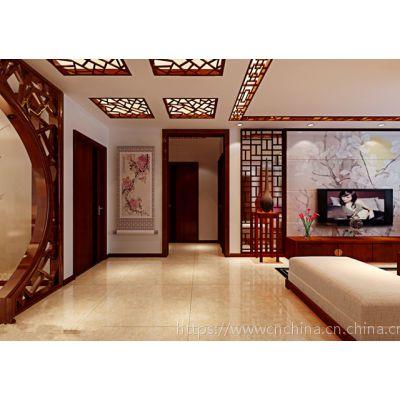 旅游区仿古木纹铝花格|铝合金复古窗花生产厂家