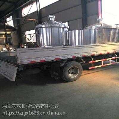 烟台志农小型家庭酿酒设备采购