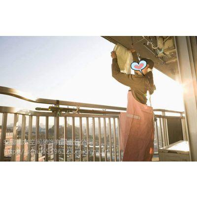 你家阳台还只是用来晾晒衣物?那未免也太浪费了!