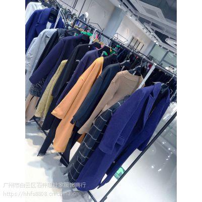 一三国际城绘折扣女装货源折扣女装 深圳时装尾货批发市场金色衬衫