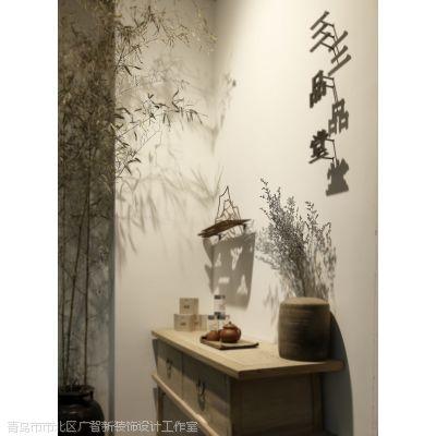 青岛茶店设计装修青岛茶餐厅设计装修青岛茶叶茶具店装修