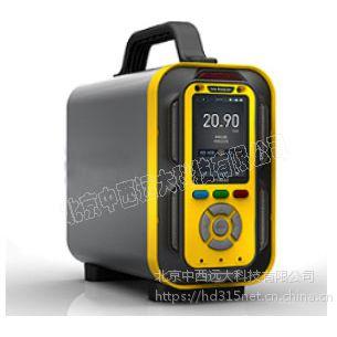 中西 手提式复合型气体分析仪/便携式空气质量检测仪 型号:PTM600库号:M328932