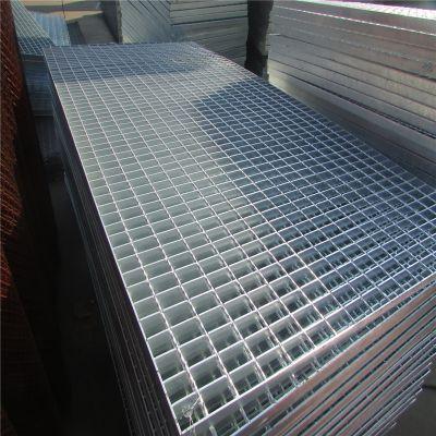 制造厂网格板 镀锌钢格网 排水沟铁网