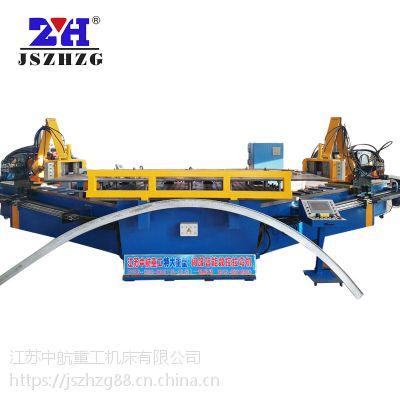 中航重工全国承接型材拉弯加工 数控拉弯设备