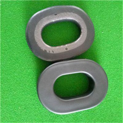 厂家定制高周波压皮耳套 吸塑隔音降噪耳机套 规格可定制