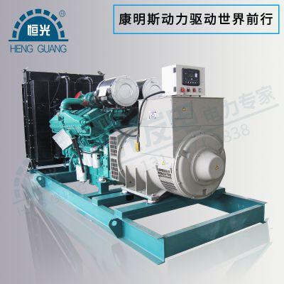 河南康明斯发电机 cummins美国康明斯技术 动力性强可靠性高