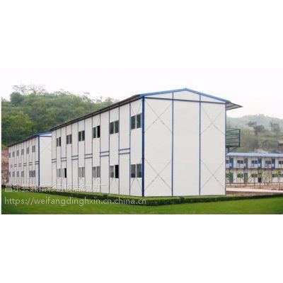 济南济阳县多层彩钢板房案例-济阳县活动房施工搭设方案—雅致框架板房材料生产