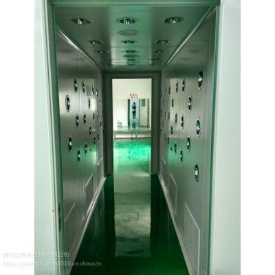 关于泰安风淋室在净化车间的九点维护