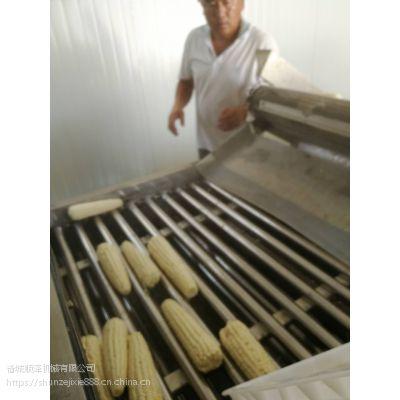 山西甜玉米加工设备 玉米深加工生产线
