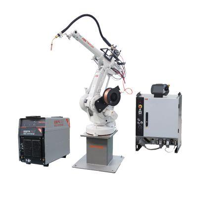 ABB焊接机器人 IRB 1410 机械手 焊接自动化 西安森达