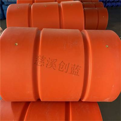 厂家定制 高质量专用疏浚浮排 管道浮体 海上浮漂 排污浮筒