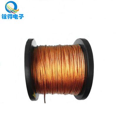 铨得散热网管 极细铜丝散热裸铜编织带0.03mm 厂家直销