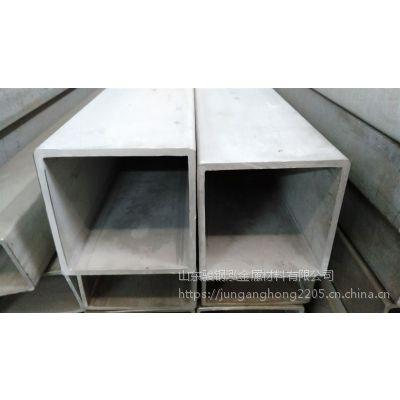 304不锈钢方管0Cr25Ni20耐高温管材太钢集团山东骏钢泓