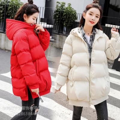 不知道去哪批发棉衣便宜广州十三行厂家直销女式棉衣羽绒服清货20-30元