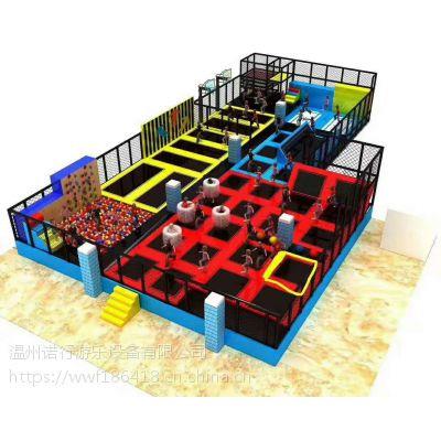 积木乐园生产厂家海洋球池淘气堡