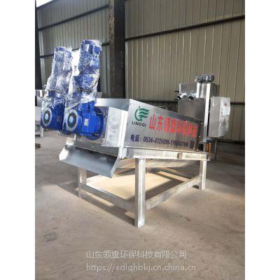 叠螺机叠螺污泥脱水机叠螺式污泥脱水机在养殖行业中的应用