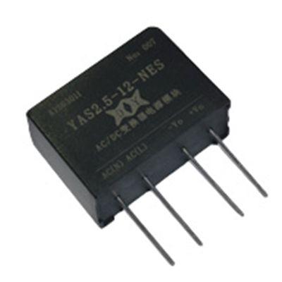 厂家供应 AC-DC系列型号YAS2.5-12-NES开关电源模块