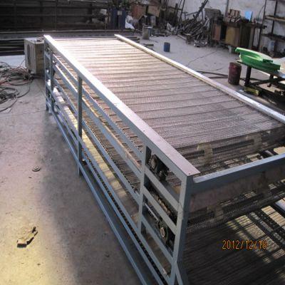 不锈钢网带输送机食品机械流水线输送设备