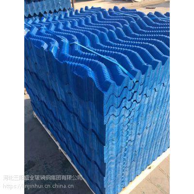 河北三阳盛业pvc填料 玻璃钢填料